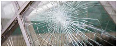 Wanstead Smashed Glass